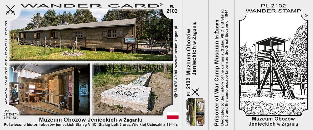 Muzeum Obozów Jenieckich w Żaganiu