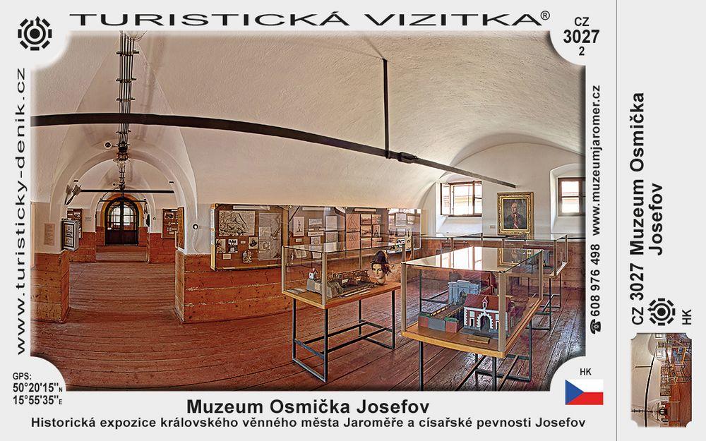 Muzeum Osmička Josefov