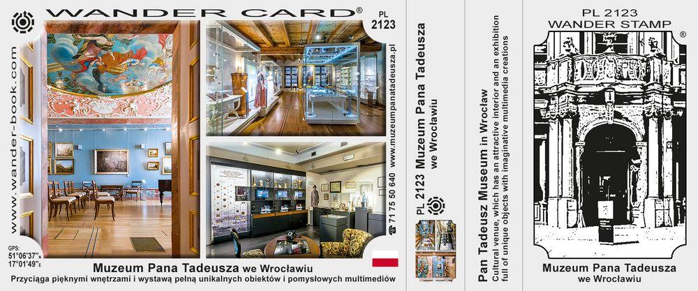 Muzeum Pana Tadeusza we Wrocławiu