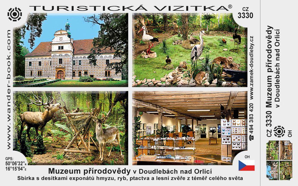 Muzeum přírodovědy v Doudlebách n. O.