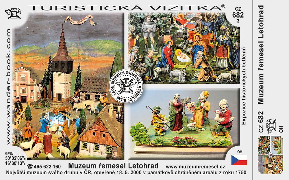 Muzeum řemesel Letohrad