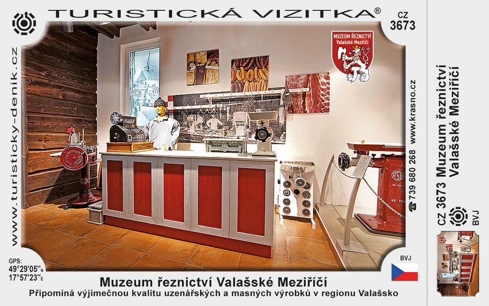 Muzeum řeznictví Valašské Meziříčí