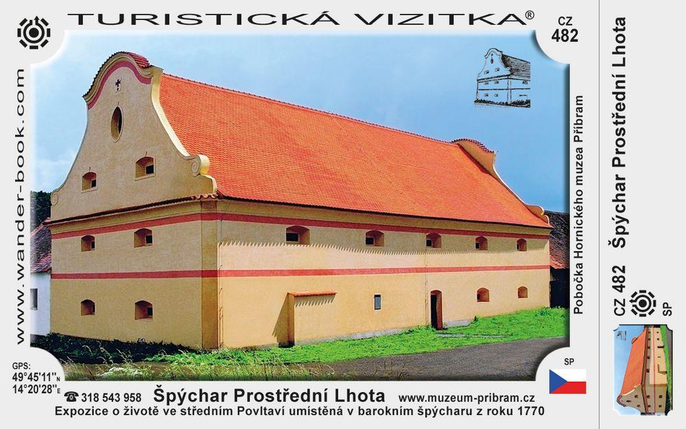 Muzeum Špýchar v Prostřední Lhotě