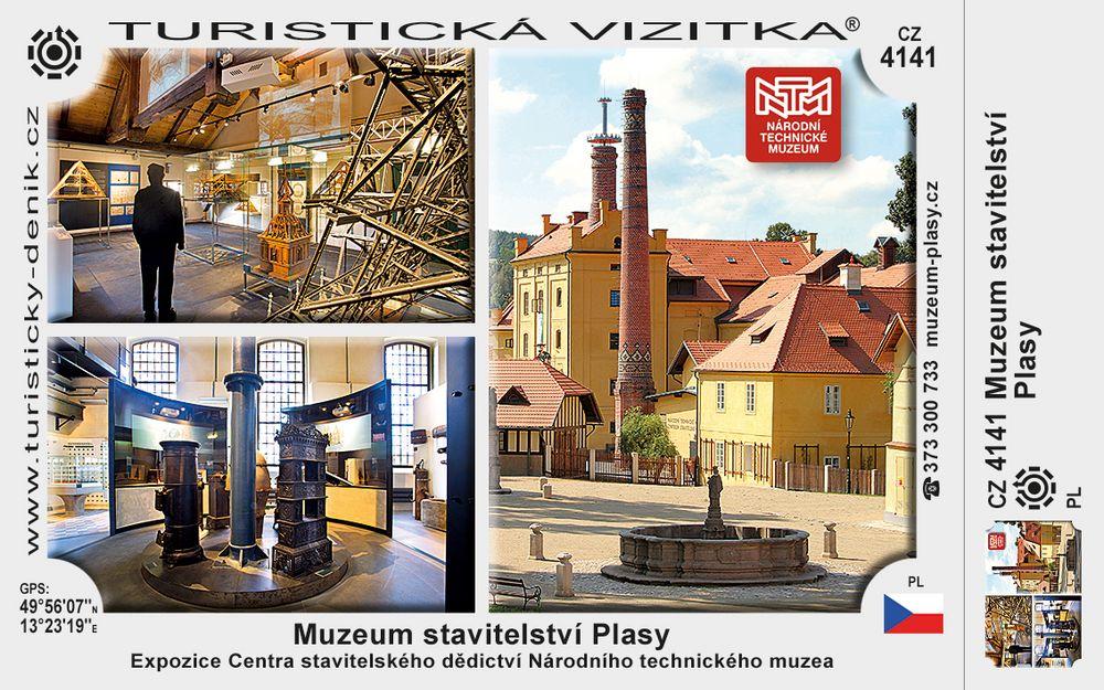 Muzeum stavitelství Plasy