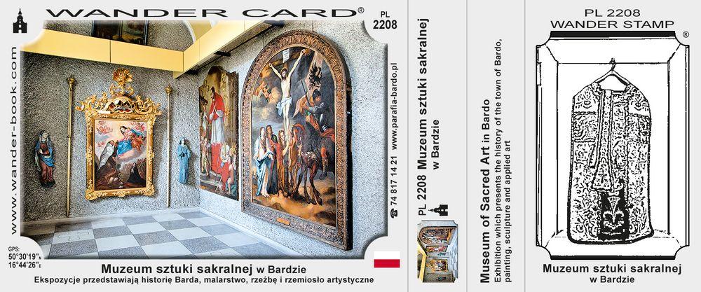 Muzeum sztuki sakralnej w Bardzie