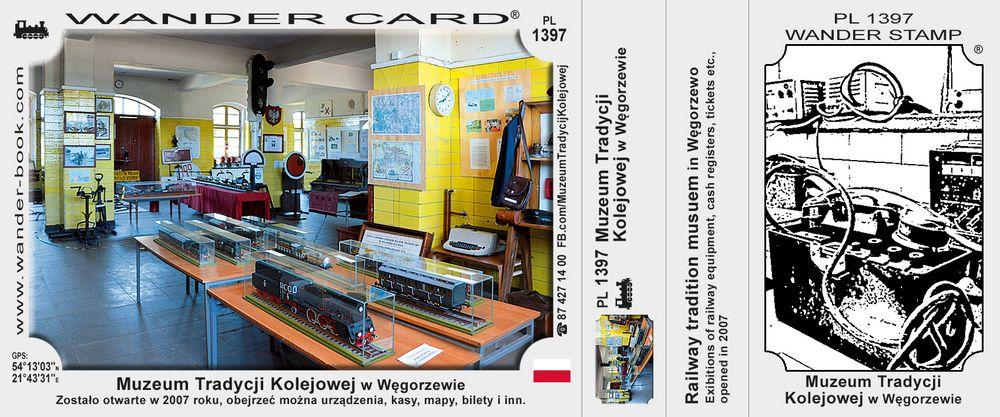 Muzeum Tradycji Kolejowej w Węgorzewie