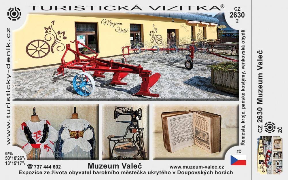 Muzeum Valeč