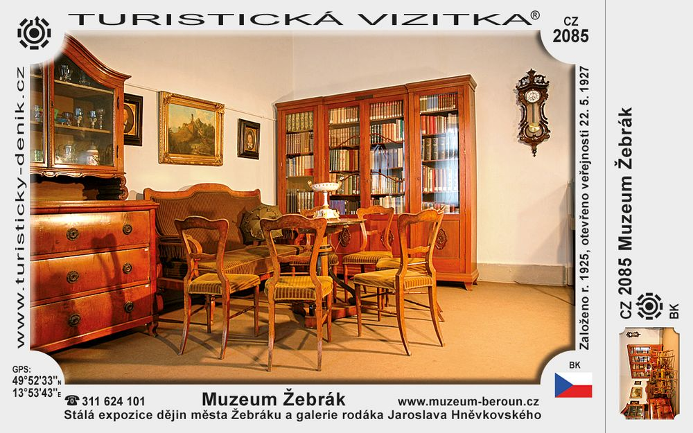 Muzeum Žebrák