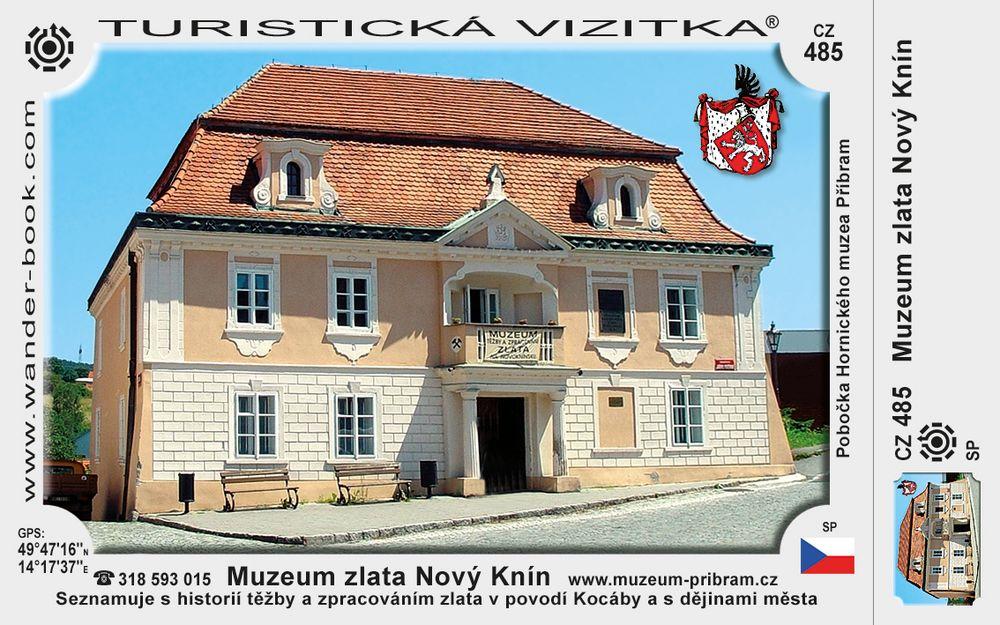 Muzeum zlata Nový Knín