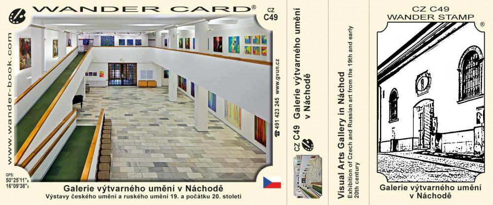 Galerie výtvarného umění v Náchodě