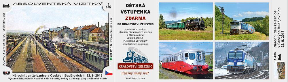 Národní den železnice 2018