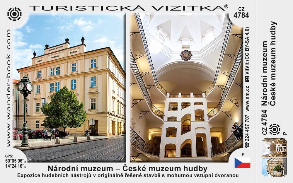 Národní muzeum – České muzeum hudby