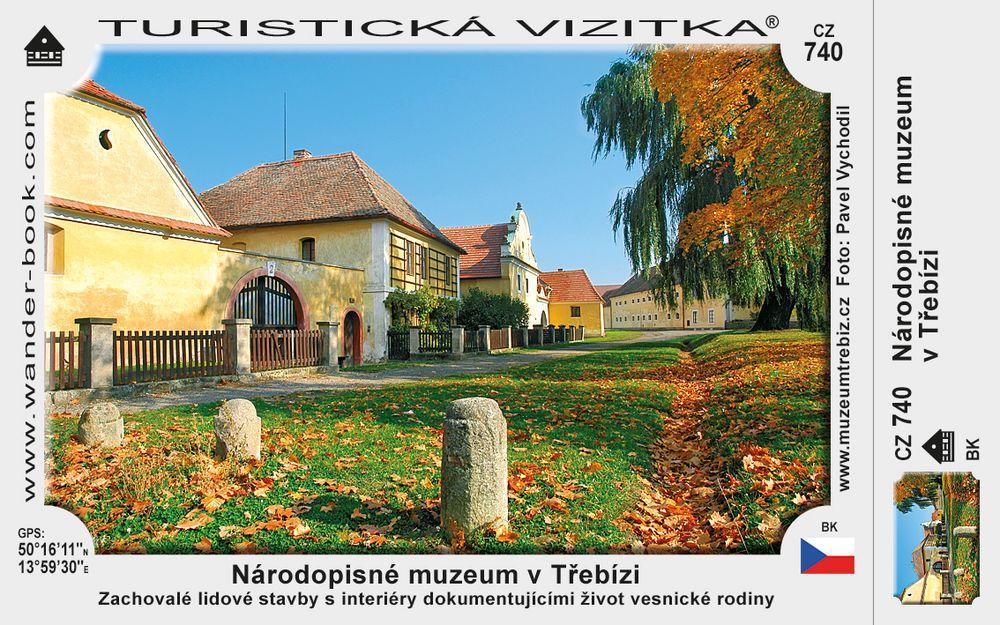 Národopisné muzeum v Třebízi