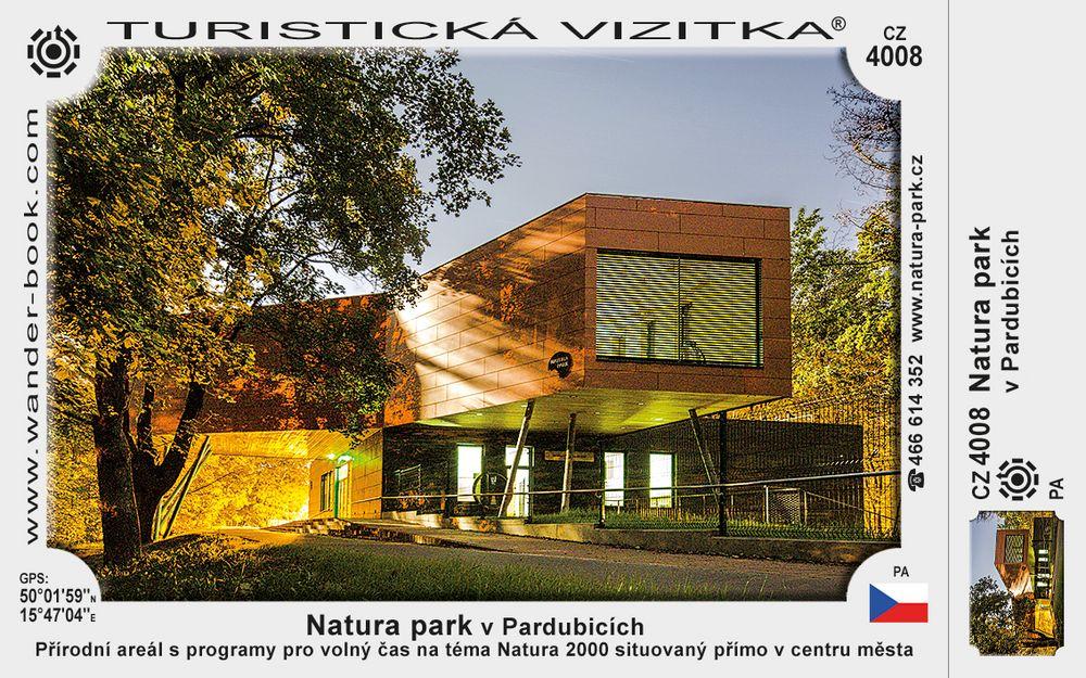 Natura park v Pardubicích