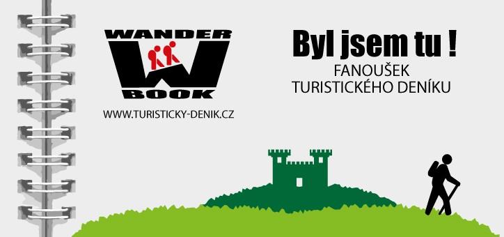 BYL JSEM TU Fanoušek Turistického deníku