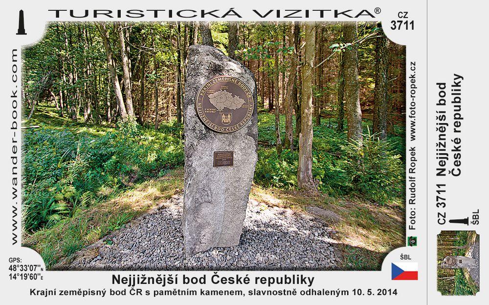 Nejjižnější bod České republiky