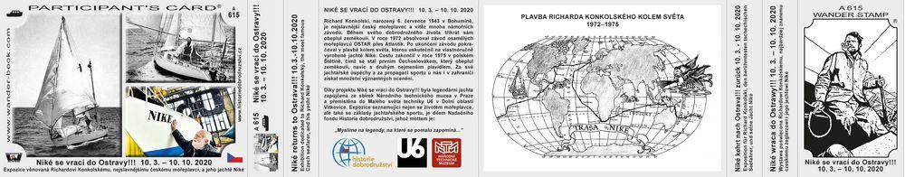 Niké se vrací do Ostravy!!!  10. 3. – 10. 10. 2020