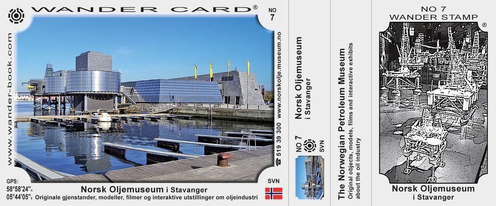 Norsk Oljemuseum i Stavanger