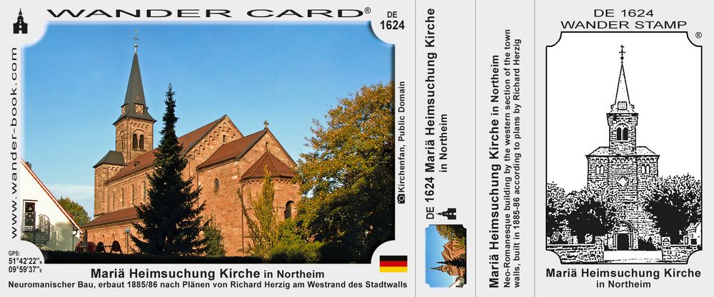 Northeim Maria Heimsuchung Kirche