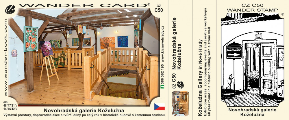 Novohradská galerie Koželužna