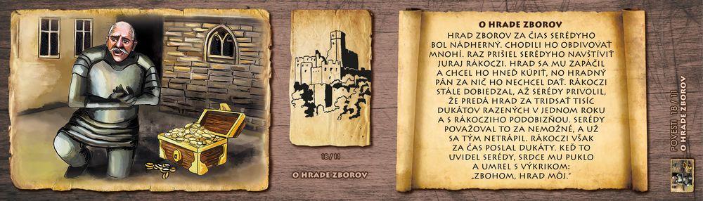O hrade Zborov