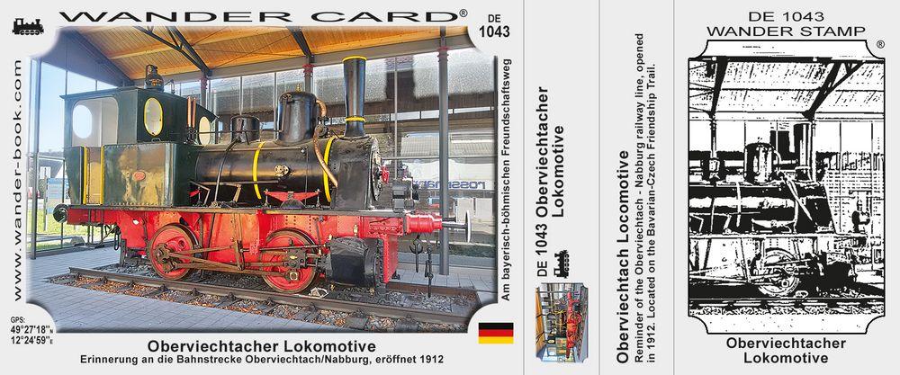 Oberviechtacher Lokomotive