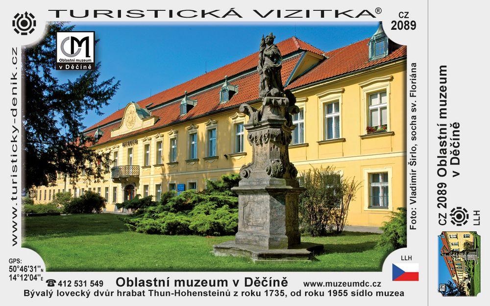 Oblastní muzeum v Děčíně