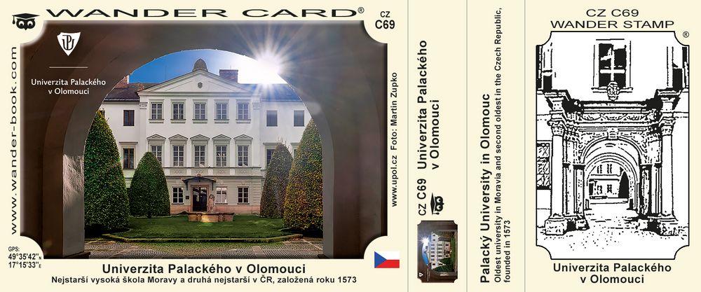 Olomouc univerzita Palackého