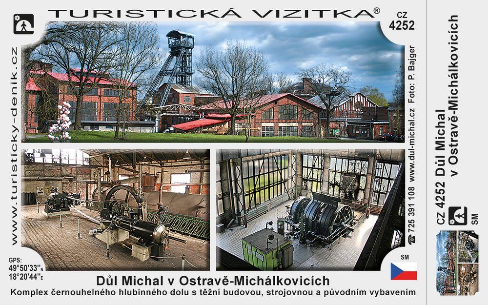 Důl Michal v Ostravě-Michálkovicích
