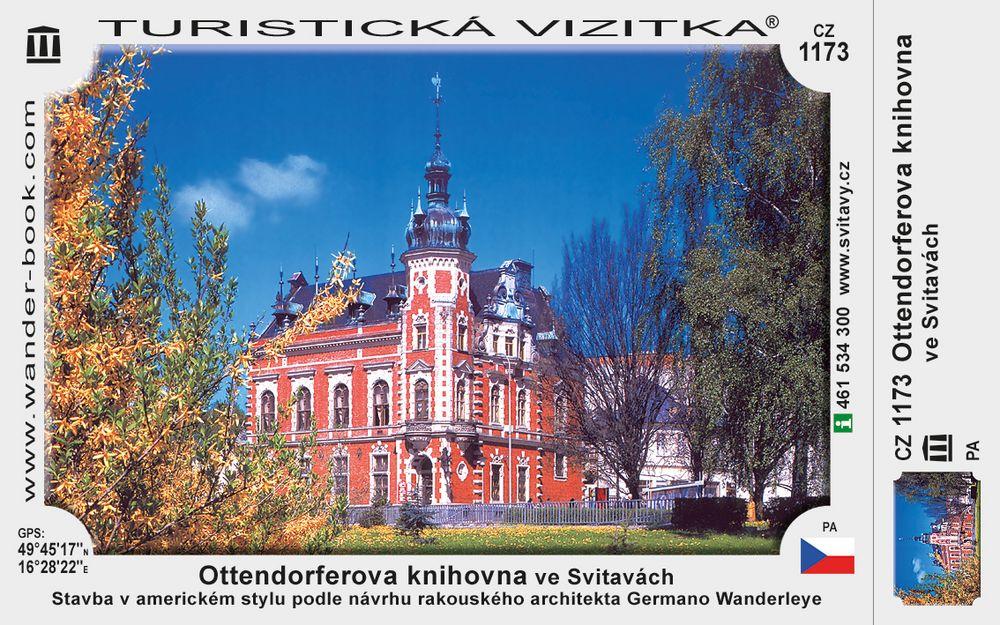 Ottendorferova knihovna ve Svitavách