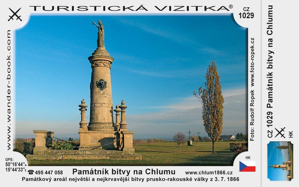 Památník bitvy na Chlumu r. 1866