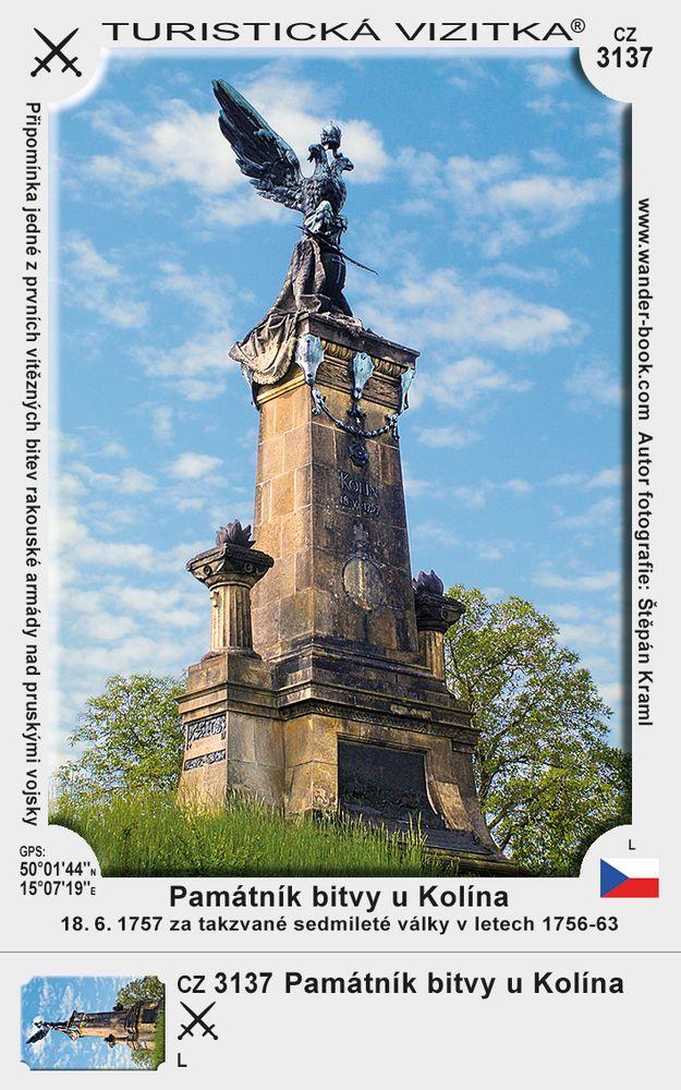 Památník bitvy u Kolína