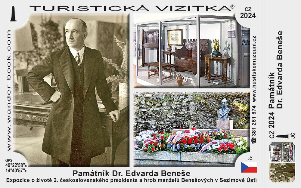 Památník Dr. Edvarda Beneše