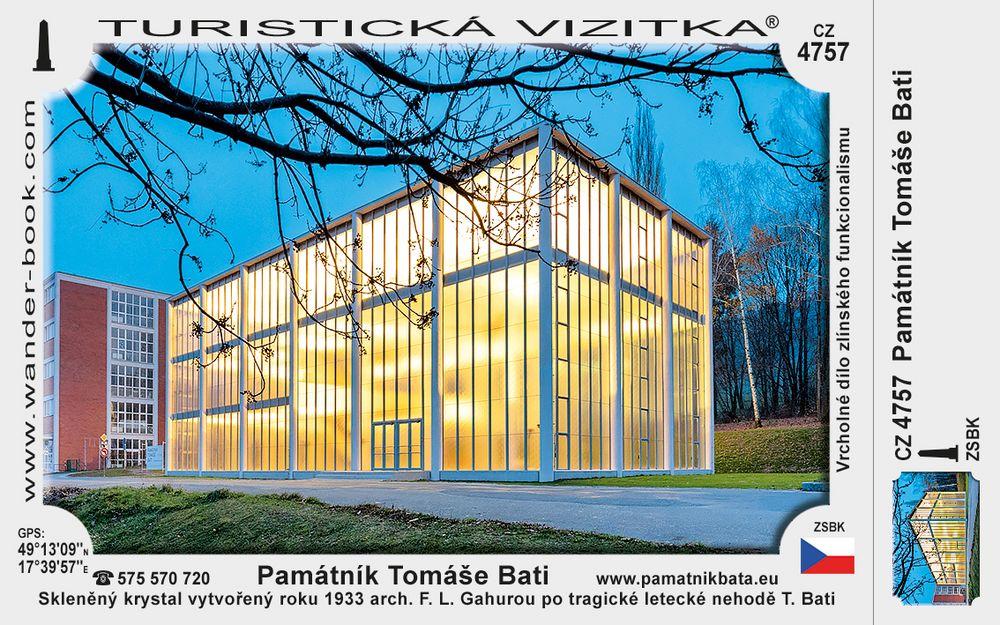 Památník Tomáše Bati