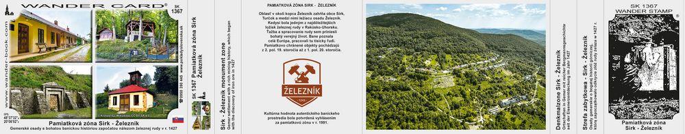 Pamiatková zóna Sirk - Železník
