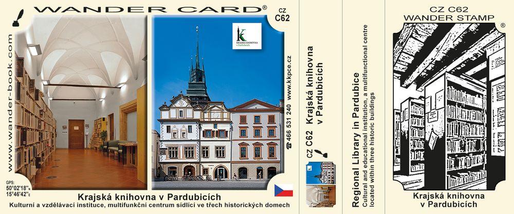 Pardubice krajská knihovna