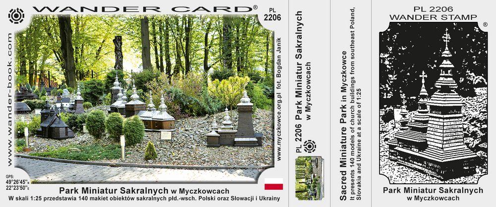 Park Miniatur Sakralnych w Myczkowcach