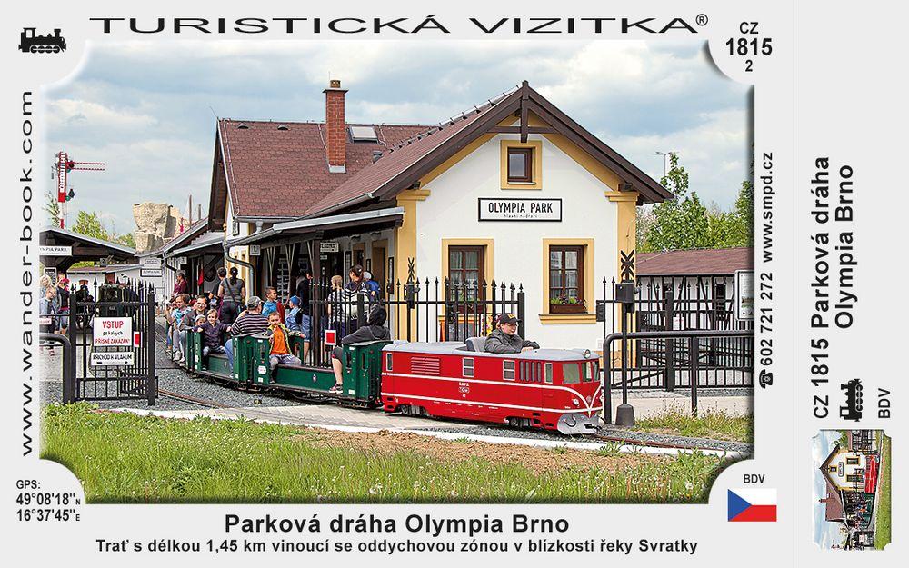 Parková dráha Olympia Brno