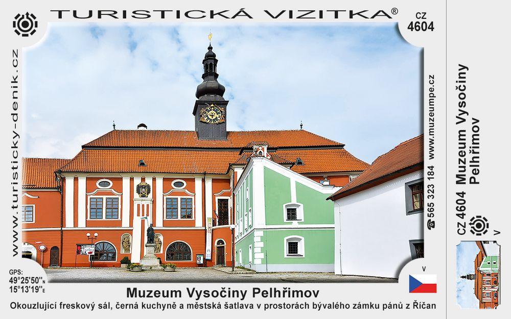 Pelhřimov muzeum Vysočiny