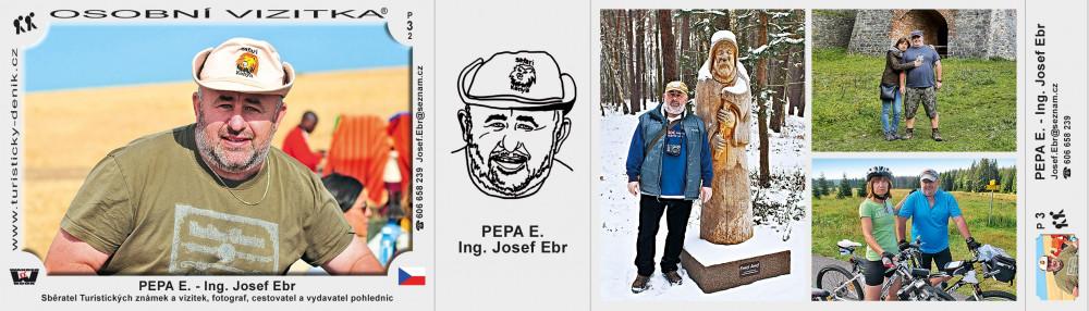 PEPA E - Ing. Josef Ebr