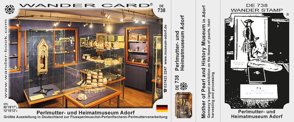Perlmutter- und Heimatmuseum Adorf