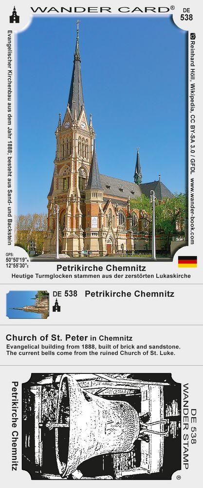 Petrikirche Chemnitz