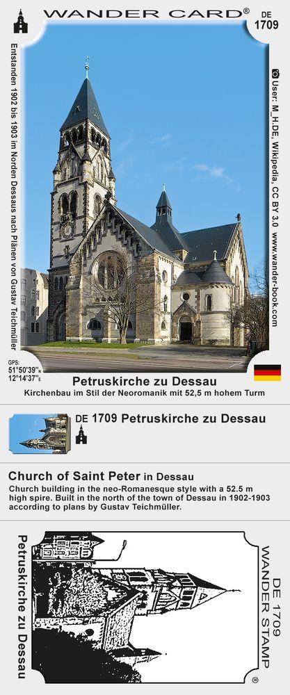Petruskirche zu Dessau
