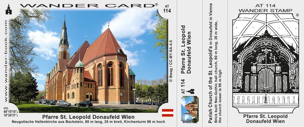 Pfarkirche St. Leopold  Wien