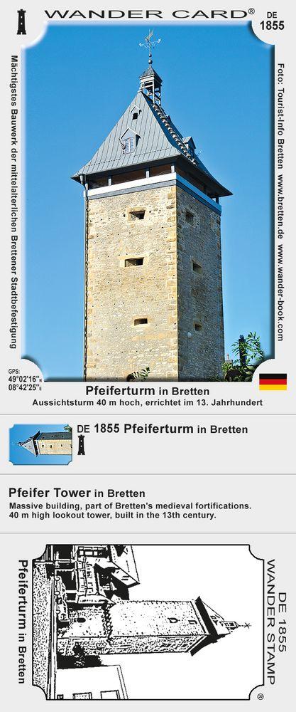 Pfeiferturm in Bretten