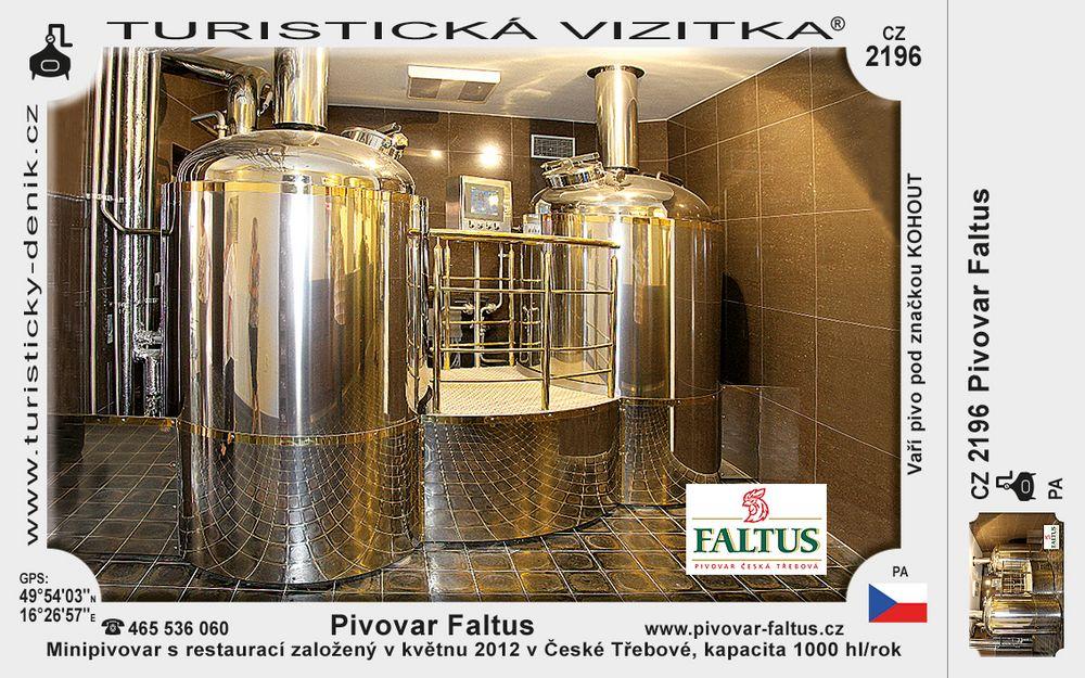 Pivovar Faltus