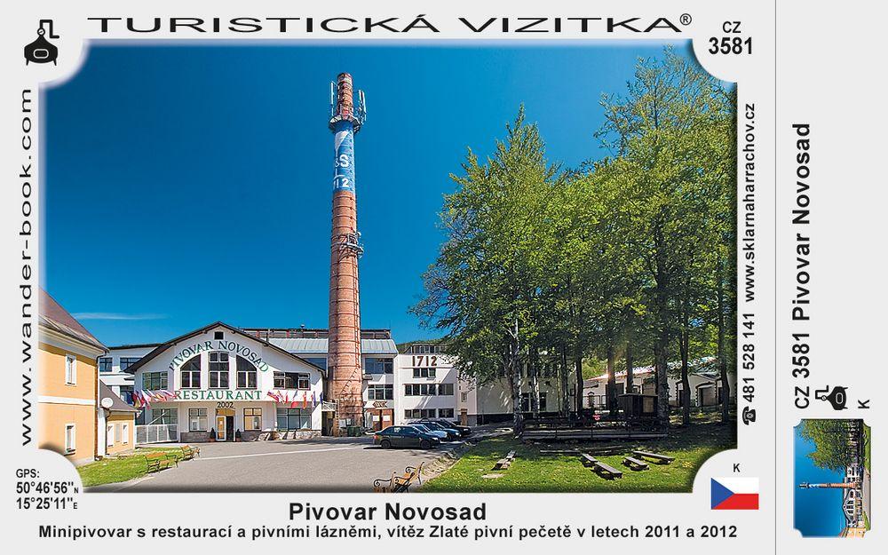 Pivovar Novosad