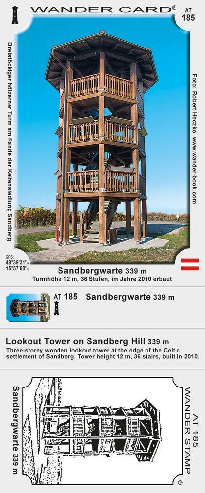 Sandbergwarte