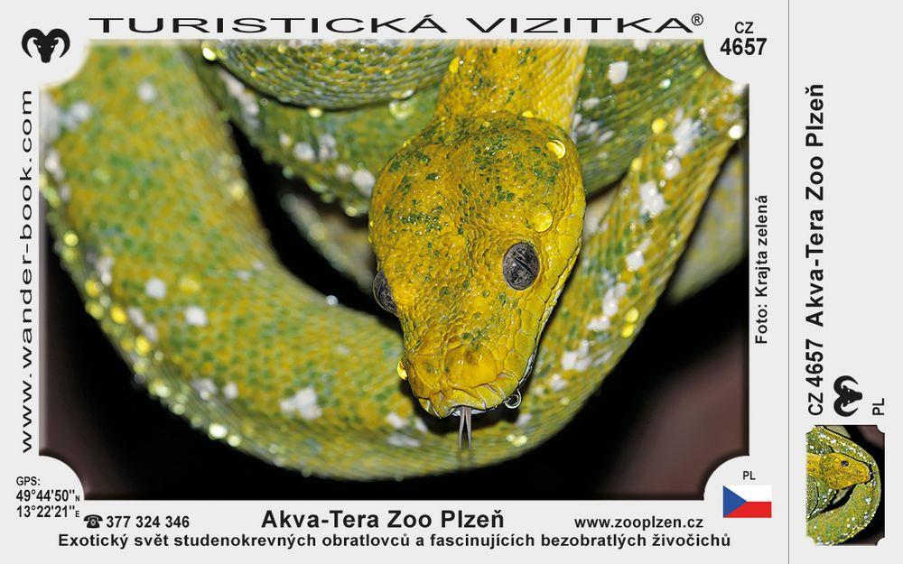 Plzeň Akvatera