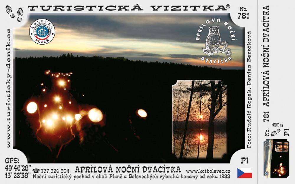 Pochod Aprílová noční dvacítka (4)
